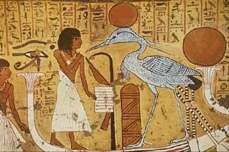 Tomb paintings